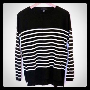 Atmosphere Striped Sweater